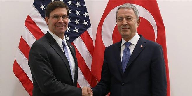 NATO Karargahı'nda ABD ile kritik görüşme