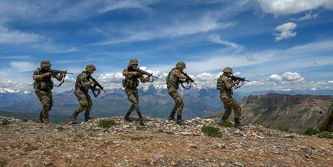 MSB duyurdu! Pençe Harekatı'nda PKK'ya ağır darbe