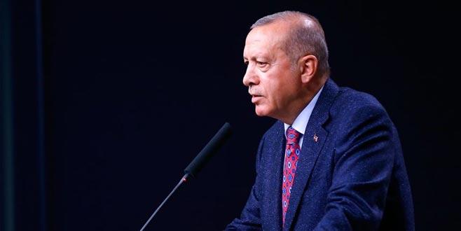 Erdoğan'dan Suriyeli mültecilerle ilgili açıklama