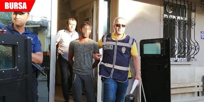 Bisiklet ve bebek arabası hırsızı son işinde yakalandı