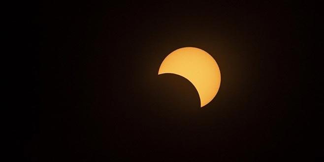 Yılın en uzun güneş tutulması