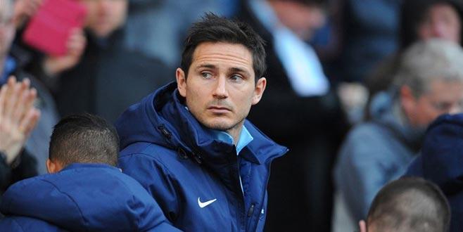 Chelsea'nin yeni teknik direktörü Lampard