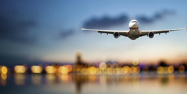 Havada 117 milyon yolcu taşındı