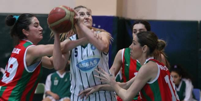 Derbi Büyükşehir'in: 75-36