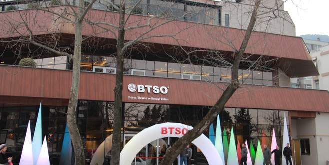 BTSO'nun Altıparmak binası açıldı