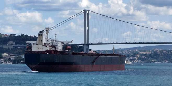 Boğazları 89 bin gemi kullandı