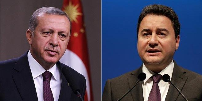 Erdoğan, Babacan'la yaptığı görüşmeyi anlattı: Ümmeti parçalamaya hakkınız yok