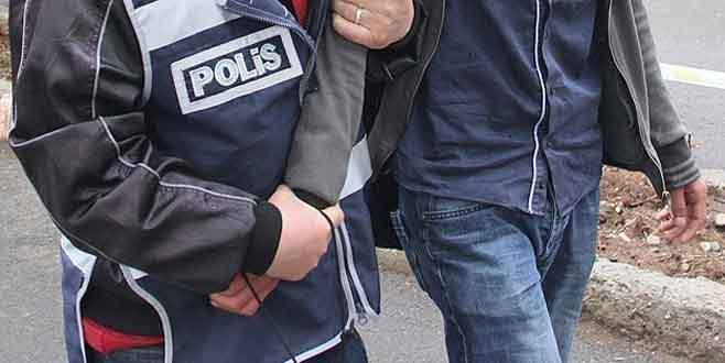 17 polis tutuklandı
