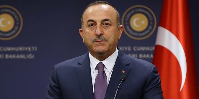 Kılıçdaroğlu'na bir tepki de Çavuşoğlu'ndan