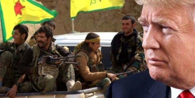 'YPG'lileri eğitin'