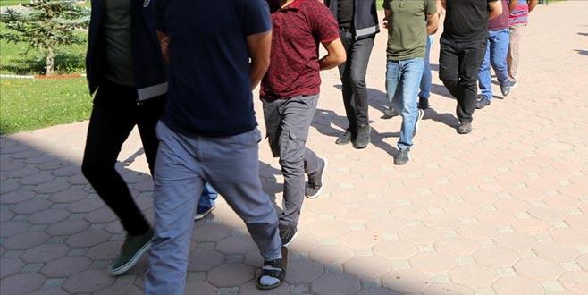 Bursa'da her yerde aranıyorlardı! Yakalandılar...