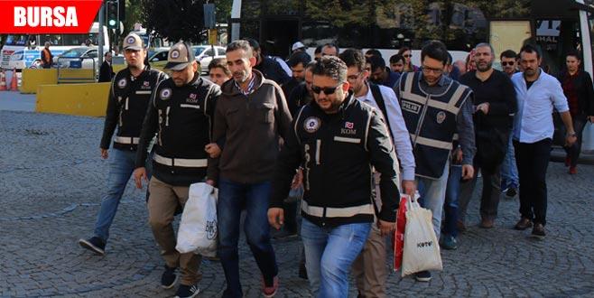 FETÖ'ye ağır darbe: 2 bin 339 operasyon, 6 bin 724 gözaltı