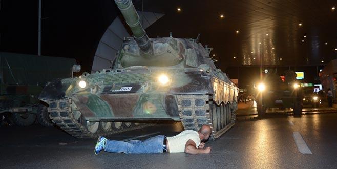 15 Temmuz'un simge ismi Bursa'da konuştu: Cesareti ilk kez 6 yaşında öğrendim