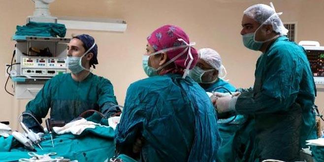 Türk doktorlar bir ilke imza attı