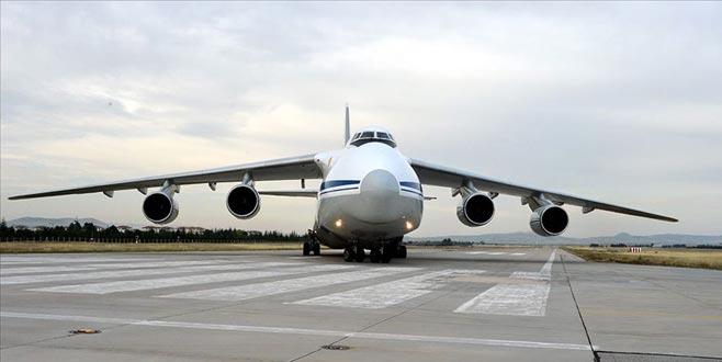 S-400 sevkiyatı sürüyor! 10. uçak da indi
