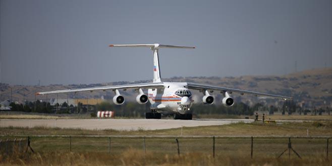 S-400 sevkiyatı sürüyor! 11. uçak da Mürted'e indi