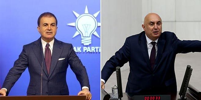 AK Parti'den CHP'li Özkoç'a tepki