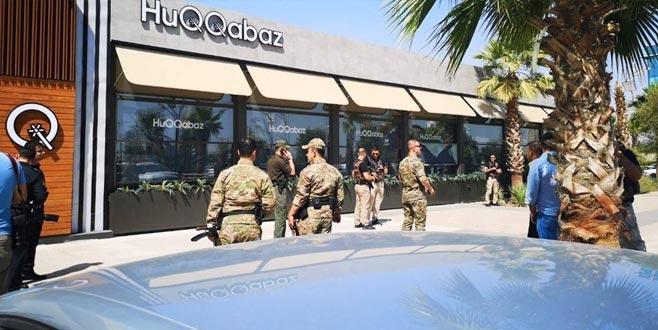 Erbil'de Türk diplomatlara silahlı saldırı: 1 şehit