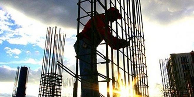 Ciro her alanda arttı inşaatta düştü