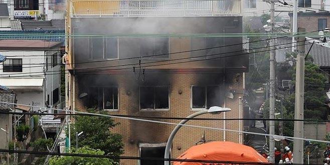 Animasyon stüdyosunda yangın: 23 ölü