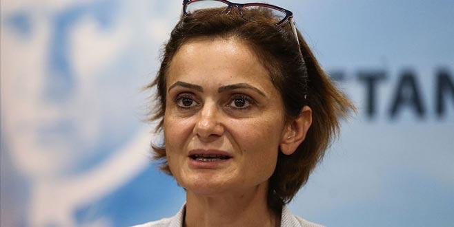 CHP'li Canan Kaftancıoğlu için hapis istemi