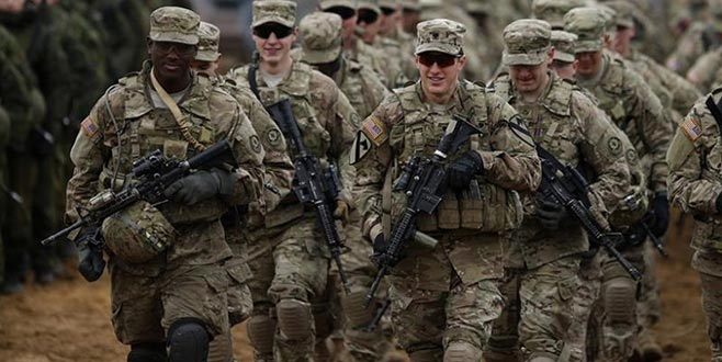 ABD S.Arabistan'a asker gönderiyor