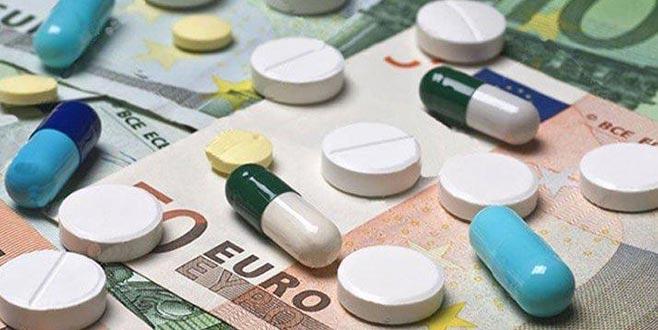 En çok ilaç Almanya'dan