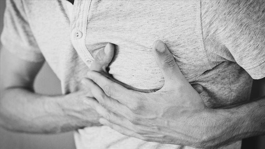 Vücutta yüksek demir oranı kalp hastalıklarına yakalanma riskini azaltıyor