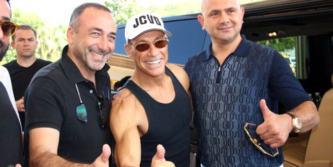 Jean Claude Van Damme'ın Türkiye gelir gelmez ilk isteği şaşırttı