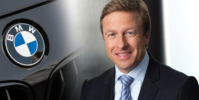 BMW'nin yeni CEO'su Zipse