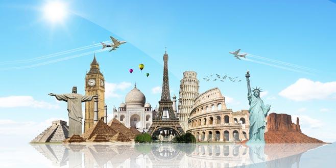 Tatilcilerin bayramdatercihi yurtdışı turları