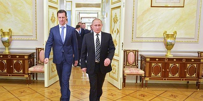 Rusya-Suriye diplomatik ilişkilerinin 75'inci yılı