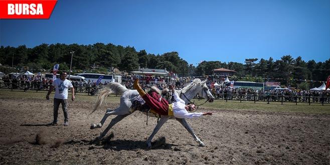 5 bin yıllık ata sporları günümüze taşındı