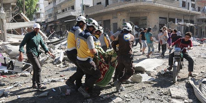 Rus uçakları İdlib'deki pazaryerini vurmuştu! Ölü sayısı arttı