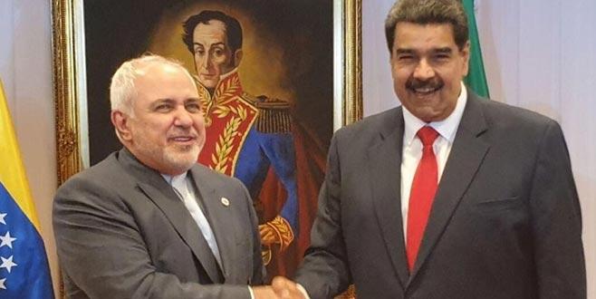Maduro, Trump'ı tiye aldı