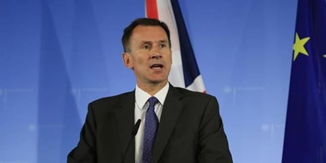 İngiltere: İran 'devlet korsanlığı' yapıyor