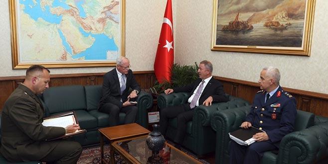 MSB: Güvenli bölge görüşmeleri askeri heyetler arasında sürecek