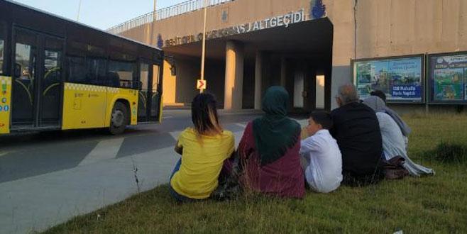 '13 yıllık sızı, bugün gurur ve heyecana dönüştü' Bursalı aile gözyaşlarını tutamadı