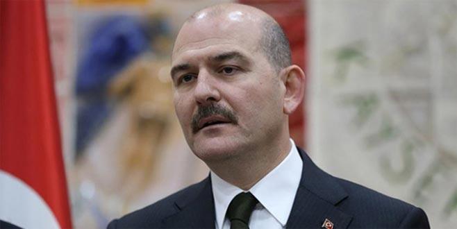 İçişleri Bakanı Süleyman Soylu'dan Suriyelilerle ilgili önemli açıklama