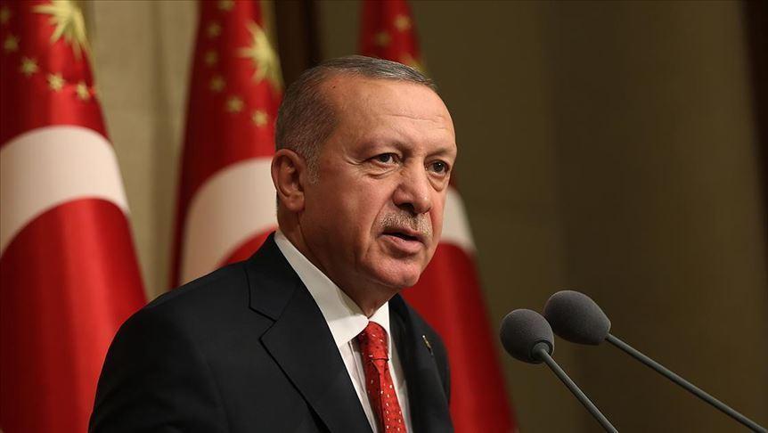 'Hiçbir yaptırım tehdidi Türkiye'yi haklı davasından vazgeçiremez'