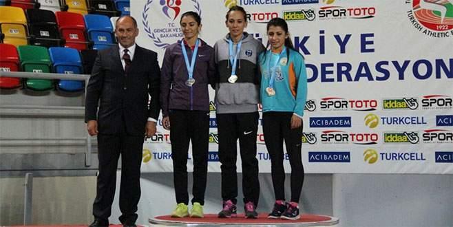 Atletizmde Osmangazi fırtınası