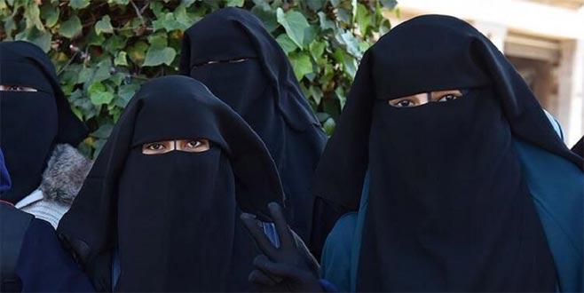 Burka yasağı yürürlükte
