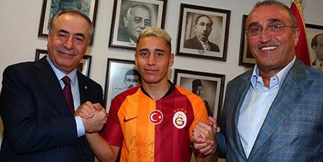Emre Mor, Galatasaray'da