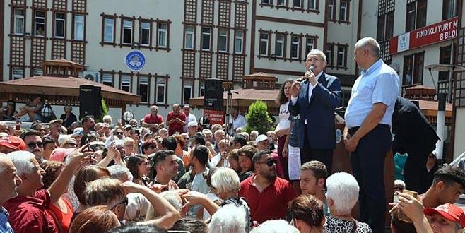 'Yeni bir siyaset anlayışını Türkiye'ye getirmek istiyoruz'