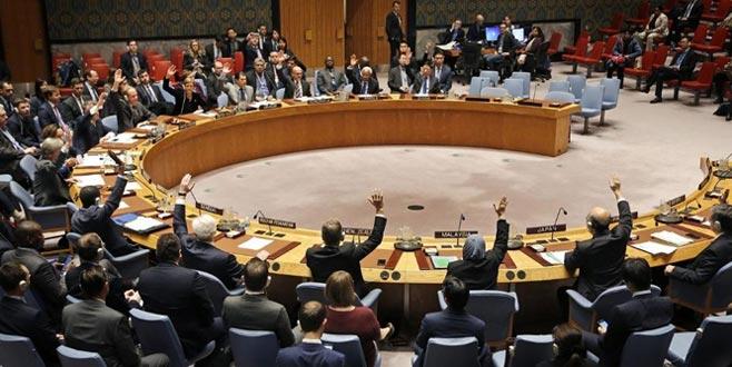 BM Güvenlik Konseyi Suriye gündemiyle toplanacak