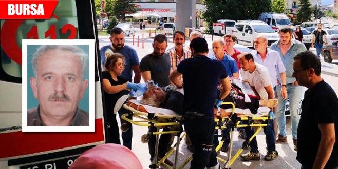 Arkadaşının cenazesine gitti, hayatını kaybetti