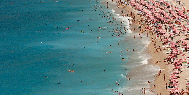Ege sahillerinde yoğunluk