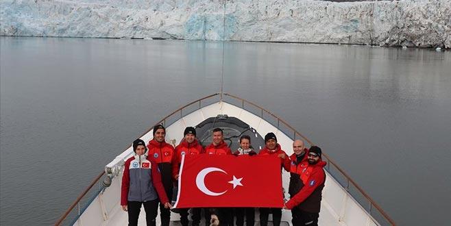 Türk bilim insanları rotayı kuzey kutbuna çevirdi