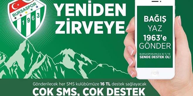 SMS kampanyası ağır gidiyor