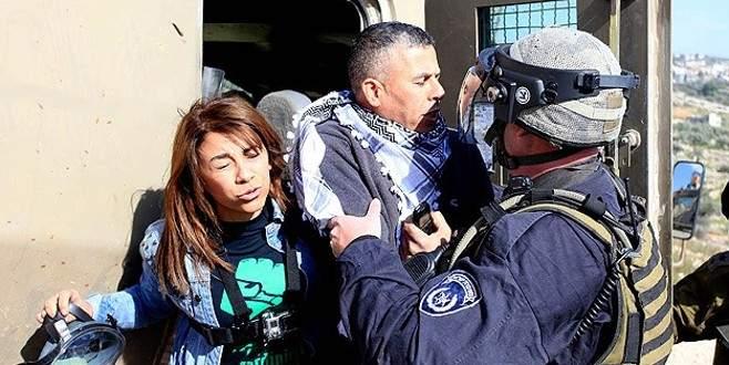 9 Filistinli gözaltına alındı